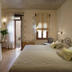 Отель Ionas Boutique Hotel Греция, Ханья - отзывы, цены и фото номеров - забронировать отель Ionas Boutique Hotel онлайн комната для гостей фото 5