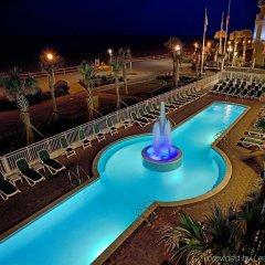 Sheraton Virginia Beach Oceanfront Hotel бассейн фото 2