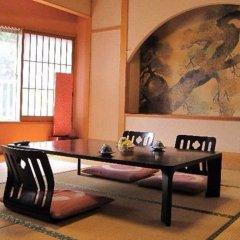 Отель Ryokan Kiraku Беппу комната для гостей фото 2