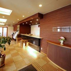 Hotel Route Inn Tsuruoka Inter Цуруока интерьер отеля
