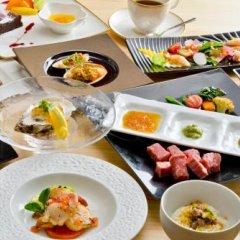 Отель Pirika Rera Hotel Япония, Томакомай - отзывы, цены и фото номеров - забронировать отель Pirika Rera Hotel онлайн питание фото 4