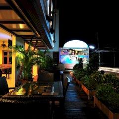 Отель Aloha Residence Пхукет питание