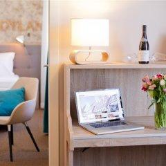 Hotel Klarov удобства в номере