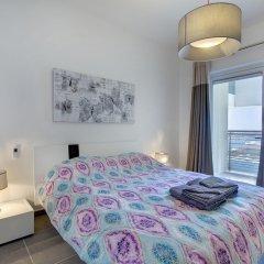 Отель Pure Luxury Apartment With Pool Мальта, Слима - отзывы, цены и фото номеров - забронировать отель Pure Luxury Apartment With Pool онлайн комната для гостей