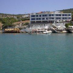 Отель Argo Spa Hotel Греция, Эгина - отзывы, цены и фото номеров - забронировать отель Argo Spa Hotel онлайн пляж