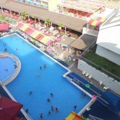 Blue Paradise Side Hotel - All Inclusive Сиде бассейн