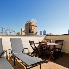 Апартаменты Inside Barcelona Apartments Vidreria бассейн