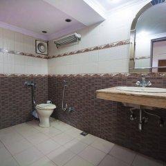 Отель Landmark Inn ванная фото 2