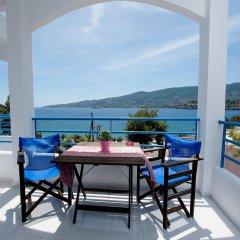Отель Christine Studios Греция, Порос - отзывы, цены и фото номеров - забронировать отель Christine Studios онлайн балкон