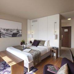 Отель Citadines Les Halles Paris комната для гостей фото 2