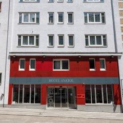 Austria Trend Hotel Anatol балкон