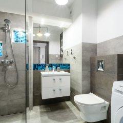 Апартаменты Roztocka Loft Apartment Варшава ванная