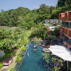 Отель Novotel Phuket Kamala Beach бассейн