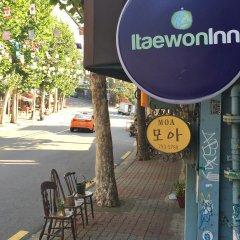 Хостел Itaewon Inn с домашними животными