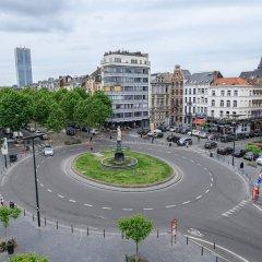 Отель A La Grande Cloche Бельгия, Брюссель - 1 отзыв об отеле, цены и фото номеров - забронировать отель A La Grande Cloche онлайн фото 4
