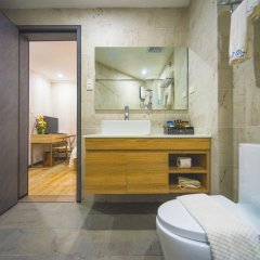 Erus Suites Hotel ванная фото 2