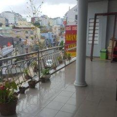 Отель Tiny Tigers Далат балкон