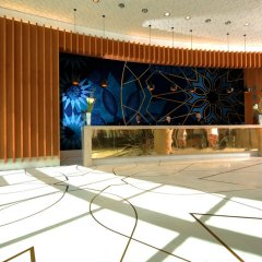 Отель Crowne Plaza Abu Dhabi Yas Island фитнесс-зал фото 3