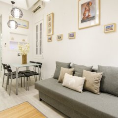 Апартаменты Apartment Gran Vía Jardines Sol комната для гостей фото 4