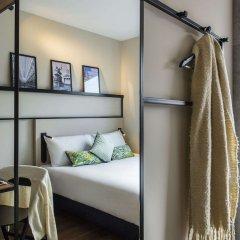 Отель Ibis Brussels Centre Chatelain Брюссель комната для гостей фото 4