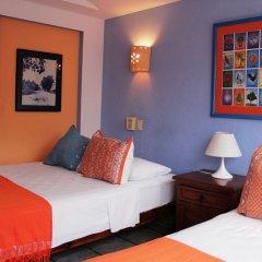 Отель Boutique Catedral Vallarta Пуэрто-Вальярта сейф в номере
