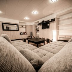 Отель Auberge du Mont-Blanc развлечения