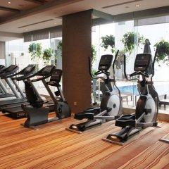 Отель Pan Pacific Xiamen фитнесс-зал фото 2