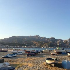 Отель La Rosa di Naxos Италия, Джардини Наксос - отзывы, цены и фото номеров - забронировать отель La Rosa di Naxos онлайн приотельная территория