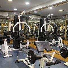 Отель Buyuk Keban фитнесс-зал фото 2