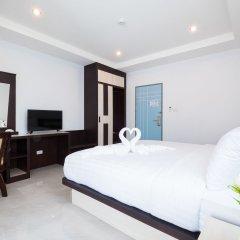 Отель Sita Krabi Hotel Таиланд, Краби - отзывы, цены и фото номеров - забронировать отель Sita Krabi Hotel онлайн комната для гостей фото 2