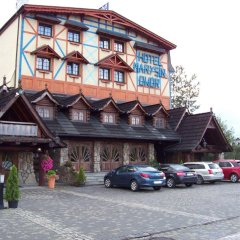 Отель Marysin Dwór Польша, Катовице - 1 отзыв об отеле, цены и фото номеров - забронировать отель Marysin Dwór онлайн парковка