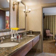 Отель Victoria Marriott Inner Harbour Канада, Виктория - отзывы, цены и фото номеров - забронировать отель Victoria Marriott Inner Harbour онлайн ванная