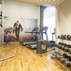 Отель Scandic Byporten Осло фитнесс-зал фото 3