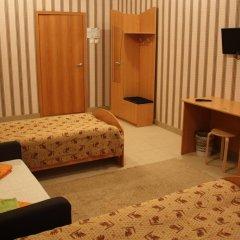 Мини Отель Вояж комната для гостей фото 2