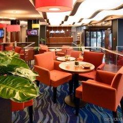 Отель Novotel Budapest Danube гостиничный бар