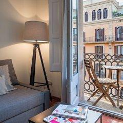 Отель Habitat Apartments Paseo de Gracia Suite Испания, Барселона - отзывы, цены и фото номеров - забронировать отель Habitat Apartments Paseo de Gracia Suite онлайн балкон