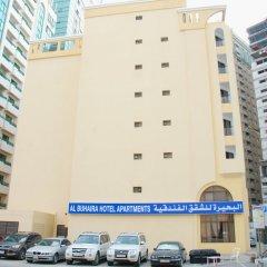 Отель Al Buhairah Hotel Apartments ОАЭ, Шарджа - отзывы, цены и фото номеров - забронировать отель Al Buhairah Hotel Apartments онлайн парковка
