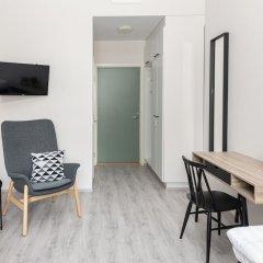Отель Hotelli Rakuuna Финляндия, Лаппеэнранта - отзывы, цены и фото номеров - забронировать отель Hotelli Rakuuna онлайн комната для гостей фото 2