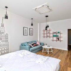 Отель RentPlanet Apartament Polwiejska Познань комната для гостей
