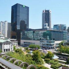 Отель Wedgewood Hotel & Spa Канада, Ванкувер - отзывы, цены и фото номеров - забронировать отель Wedgewood Hotel & Spa онлайн балкон