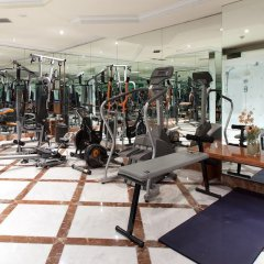 Отель Alameda Palace фитнесс-зал фото 2