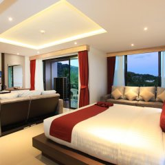 Отель Paripas Patong Resort 4* Стандартный номер с разными типами кроватей
