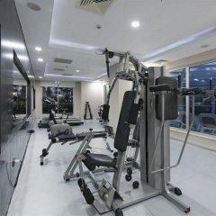 Side Lilyum Hotel & Spa Турция, Сиде - отзывы, цены и фото номеров - забронировать отель Side Lilyum Hotel & Spa онлайн фитнесс-зал