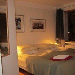 Отель Sankt Sigfrid Bed & Breakfast Швеция, Гётеборг - отзывы, цены и фото номеров - забронировать отель Sankt Sigfrid Bed & Breakfast онлайн комната для гостей фото 5