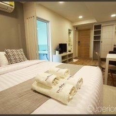 Отель The Prima Residence Бангкок комната для гостей
