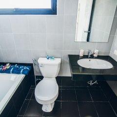 Апартаменты Infinity Bophut Apartments Самуи ванная