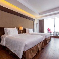 Отель Moon Bay Ha Long комната для гостей фото 3