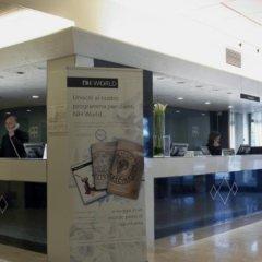 Отель Wyndham Rome Midas фитнесс-зал