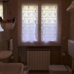 Отель Villa Poggio Ulivo B&B Relais Риволи-Веронезе ванная
