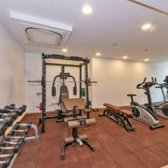 Inter Hotel фитнесс-зал